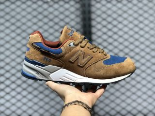 Men's Shoes New Balance 998 Brown Royal Blue Best Sell ML998BA