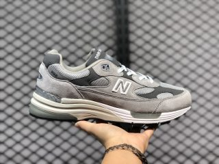New Balance 992 Reflective Grey Running Shoes Hot Sale M992GR