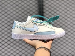 Nike Blazer Low LX Sail White Celestine Blue For Sale CZ8688-146