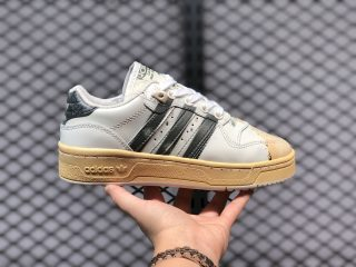 "Adidas Rivalry Low Wmns ""Superstar"" Off White/Black On Sale FW6094"