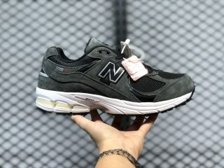 New Balance 2002 Grey Black Training Shoes Outlet Online ML2002RB
