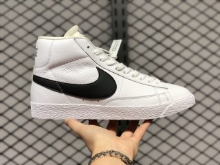 New Sale Nike Blazer Mid Retro White Black 845054-102