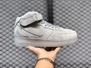 Nike Air Force 1 Mid x Reigning Champ Cool Grey For Sale GB1119-198