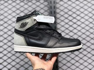 Air Jordan 1 High OG Black/Light Army-Sail 555088-033