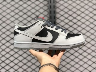 Atlas x Nike SB Dunk Low Wolf Grey/Black-Challenge Red 504750-020