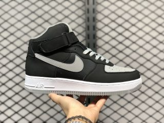 Best Sell Nike Air Force 1 High Black/Cool Grey 316133-602