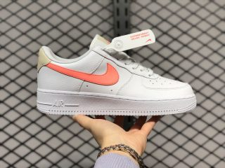 Cheap Buy Nike Air Force 1 '07 White/Atomic Pink-Fossil 315115-157