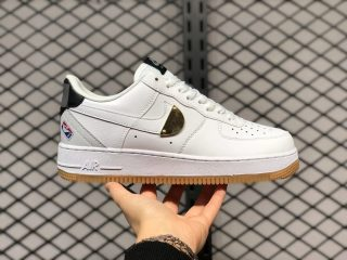 Nike Air Force 1 '07 LV8 White/Pure Platinum-Cool Grey CT2298-100