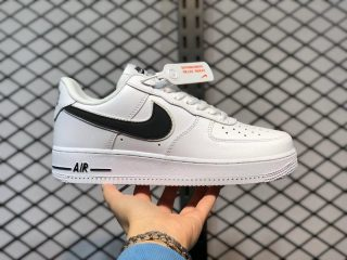 Nike Air Force 1'07 3 Low White/Black New Sale AO2423-101