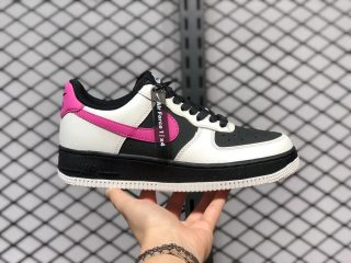 Nike Air Force 1'07 Low White/Black-Purple For Sale AQ4134-409