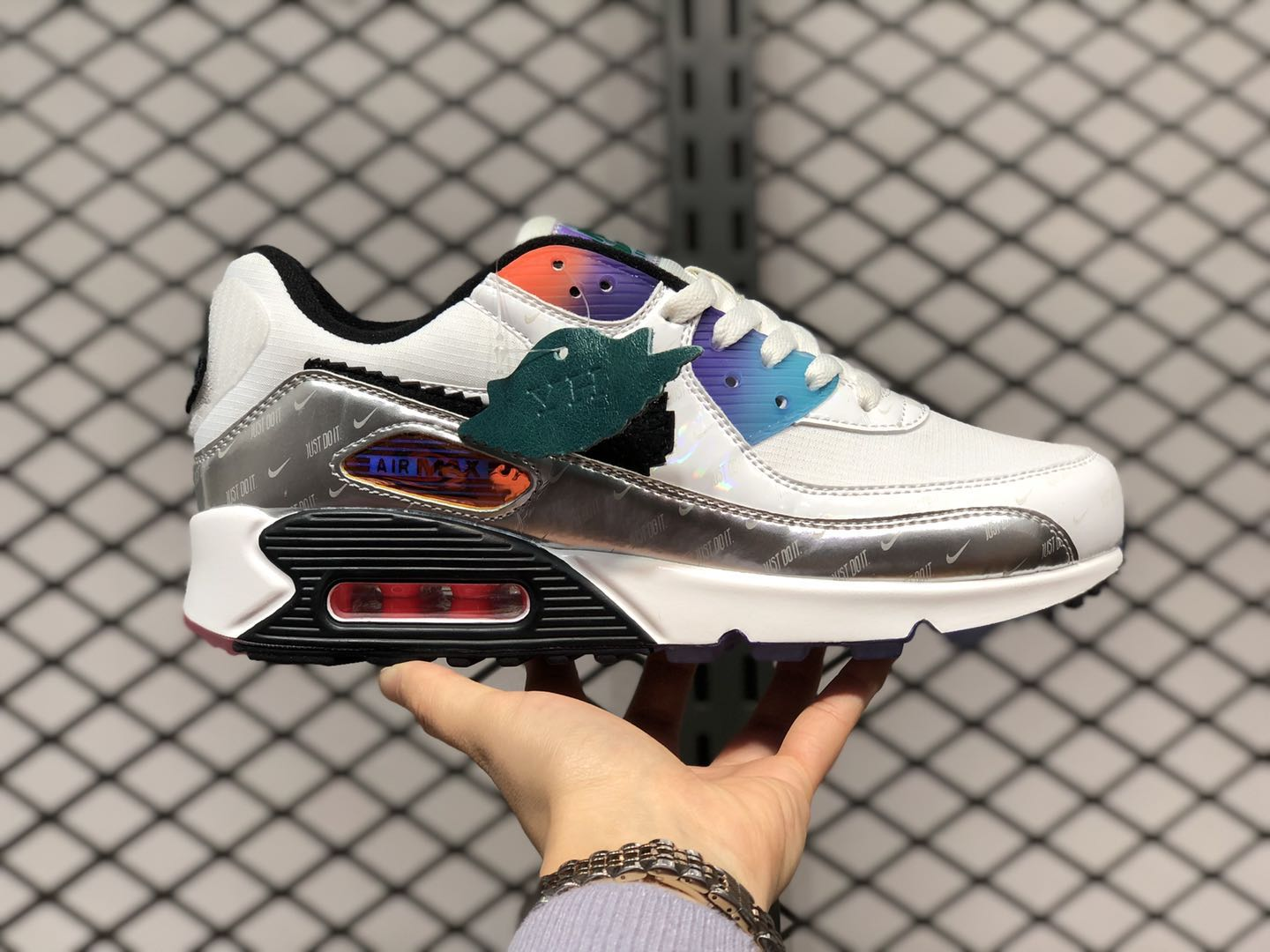 """Nike Air Max 90 """"Have A Good Game"""" Running Shoes DC0835-101 ..."""