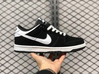 Nike Dunk Low Black White Skate Shoes For Sale 904234-001