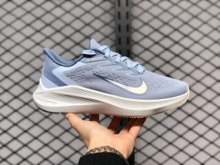 Nike Zoom Winflo 7 GS Ghost/World Indigo Outlet Online CJ0302-007