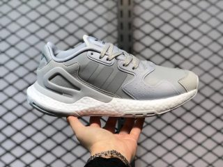 Adidas Day Jogger Grey White Jogging Shoes On Sale FW4823