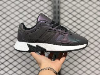 Adidas Tresc Run BR 3M Black Iridescent Training Shoes EG0500