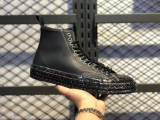 Converse Soho Survivor Chuck 70 High Top Black 166280C