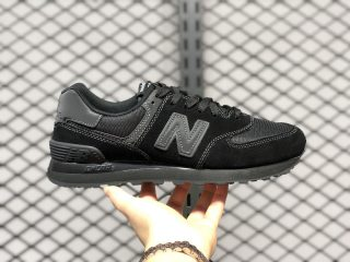 New Balance 574 Black Anthracite Training Shoes Outlet Online ML574ESS
