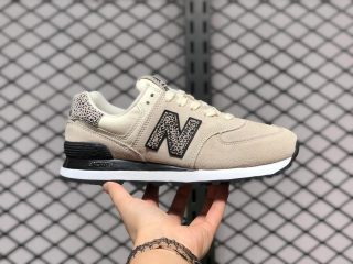 New Balance 574 Off White WL574AND Women's Classic Sneakers