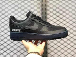 """Nike Air Force 1 """"Gore-Tex"""" Anthracite/Black-Barely Grey CT2858-001"""