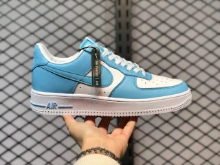 Nike Air Force 1 Low AQ4134-400 Blue Gale/Blue Gale-White Outlet Online