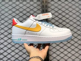 """Nike Air Force 1 Low """"Be Kind"""" Lifestyle Shoes Hot Sale DC2196-100"""