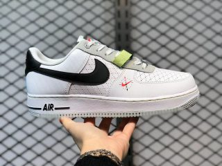 Nike Air Force 1 Low DC2532-100 White/Photon Dust-Limelight-Black