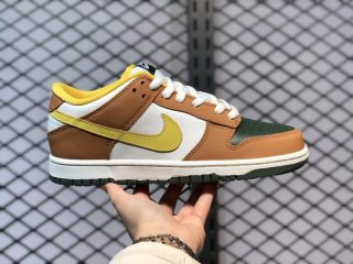 Nike Dunk SB Low Vapor/Mineral Yellow On Sale 304292-271