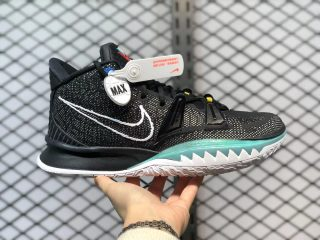 Nike Kyrie 7 EP Black/Off Noir-White-Chile Red For Sale CQ9327-002