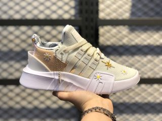 "Adidas EQT Bask ADV ""Small Daisies"" Women's Jogging Shoes FU4818"