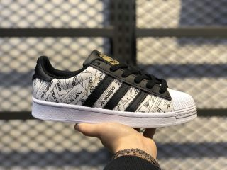 Adidas Superstar Cloud White/Core Black-Core Black Outlet Online FV2819