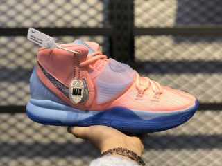 "Concepts x Nike Kyrie 6 ""Khepri"" Pink Tint/Guava Ice CU8880-600"