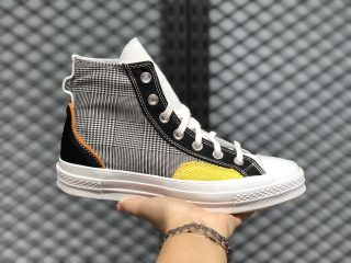 """Converse Chuck Taylor All Star 70 """"Hacked Fashion"""" Canvas Shoes 168696C"""