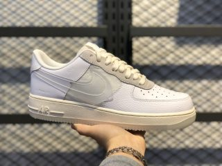 Unisex Nike Air Force 1 Low DNA White/Natural CV3040-100