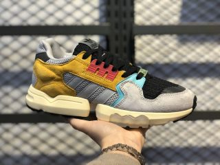 Adidas ZX Torsion Earth Yellow/Black-Wolf Grey For Sale EE4776