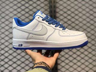 2021 Nike Air Force 1 Low White/University Blue For Sale CN2896-102