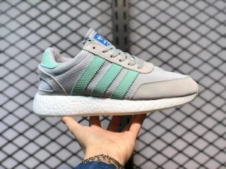 Adidas Originals I-5923 Solid Grey/Clear Mint/Crystal White D97349