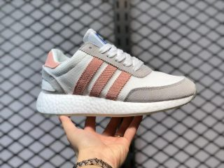 Adidas Originals I-5923 White/Ice Pink-Crystal White New Sale D97348