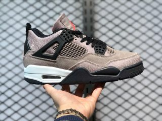 "Air Jordan 4 ""Taupe Haze"" Taupe Haze/Oil Grey-Off White-Infrared 23 DB0732-200"