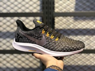 Nike Air Zoom Pegasus 35 Anthracite/Wolf Grey-Yellow For Sale 942851-027