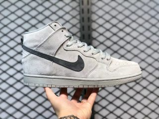 Nike SB Dunk High Premium Cool Grey/Anthracite Outlet Online 313171-036