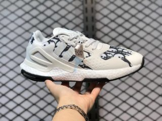 Adidas Day Jogger White Black Training Shoes Best Sell FW4858