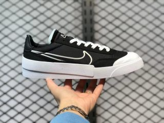 Nike Drop-Type HBR Black/White Newest Casual Skate Shoes CQ0989-002