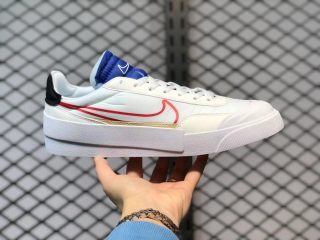 Nike Drop-Type HBR White/University Red-Deep Royal Blue CQ0989-100