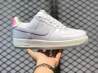 """Nike WMNS Air Force 1 Low """"Got 'Em"""" White Pink New Sale DC3287-111"""