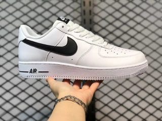 Nike Air Force 1 Low White Black Casual Sport Shoes CT7724-100