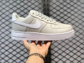 Nike Air Force Low 1 '07 Light Bone White Best Sell CT2302-001