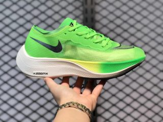 Nike ZoomX Vaporfly NEXT% Volt Neon Green Best Sell AO4568-300