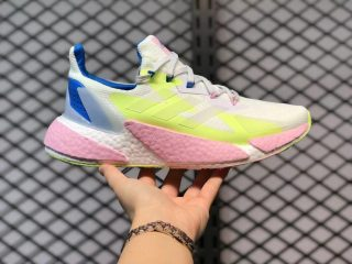 Adidas X9000L4 Boost Cloud White/Multi-Color FY0779 Running Shoes