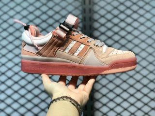 """Bad Bunny x Adidas Forum Buckle Low """"Easter Egg"""" For Sale GW0265"""