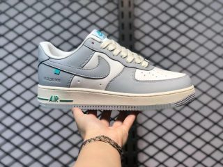 Nike Air Force Low 1'07 Beige/Ice Grey-Green Cheap Price CT1989-104